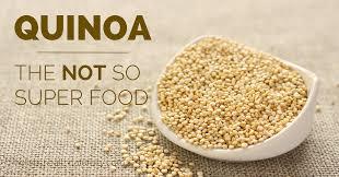 Hạt Quinoa: Thực phẩm cần thiết cho người ăn chay