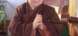 Sư bà Hải Triều Âm viên tịch, thọ 94 tuổi
