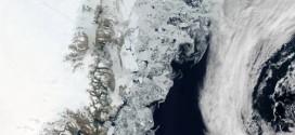Băng Bắc Cực đang tan chảy nhanh chóng