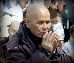 Thiền Sư Nhất Hạnh Nhận Giải Hòa Bình Thế Giới PACEM IN TERRIS