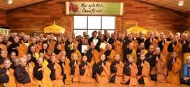 Phật Giáo Bà Rịa -Vũng Tàu Tổ Chức Đại Giới Đàn Đồng Huy