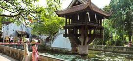 Chùa Một Cột với tinh thần Phật Giáo Việt Nam thời nhà Lý