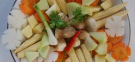 10 lợi ích quan trọng của việc ăn chay