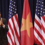 ÔNG OBAMA TRÍCH LỜI THIỀN SƯ NHẤT HẠNH – Trung Tâm Hội Nghị Quốc Gia Mỹ Đình (Hà Nội)
