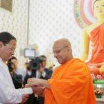 Phật Giáo Trong Quốc Gia -Tổng thống Sri Lanka và Quốc vương Malaysia