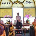 Đại Giới Đàn Tánh Thiên Tại Làng Mai Thái Lan