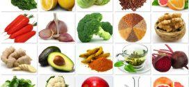 Thực phẩm giàu chất canxi