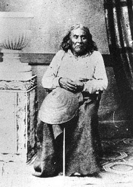 DIỄN VĂN  CỦA TÙ TRƯỞNG SEATTLE KHI KÝ HIỆP ƯỚC 1854